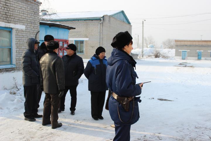 Антитеррористические учения прошли на объектах МУП «Водоканал»