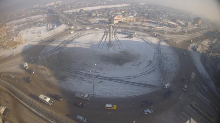 Авария на улице Ключевская устранена